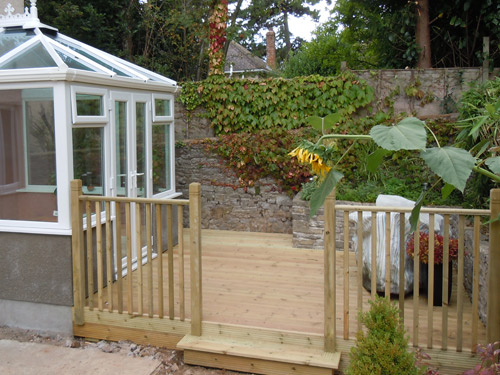 Garden Building Projects - Weston Super Mare Portishead Clevedon
