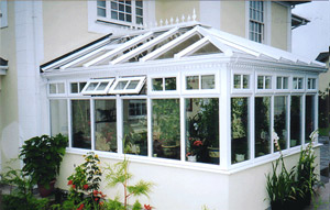 Conservatories - Apex Building Services