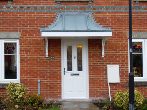 Porch Canopy & Porch Canopy Building Weston Super Mare Clevedon Portishead